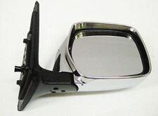 Door/Wing Mirror Chrome Manual RH OS For Toyota Landcruiser HDJ100 4.2TD 98>On