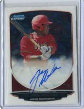 2013 Bowman Chrome Draft Justin Williams Auto Autograph - St. Louis Cardinals!!!