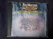 WAKEMAN RICK - JOURNEY TO THE CENTRE OF THE EARTH. CD.