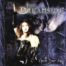 THE DREAMSIDE - Open Your Eyes (CD, 2005) Electro/Goth Rock/Metal, NEW