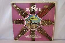 50 Guitars Of Tommy Garrett The Go South Of The Border LP Vinyl Album Record