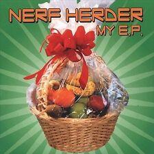 My E.P. [Bonus Tracks] by Nerf Herder (CD, Jul-2003 Honest Don) Pop Punk Rock