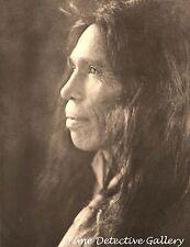 Pomo Indian Man, California - Historic Photo Print