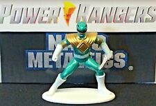 GREEN RANGER Mighty Morphin POWER RANGERS Jada Toys Nano Metalfigs TOMMY OLIVER