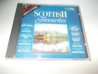 Scottish Favourites - Various (CD) (1988)