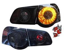 VOLKSWAGEN VW PASSAT 3C B6 05-10 VARIANT LED RÜCKLEUCHTEN RÜCKLICHTER SCHWARZ