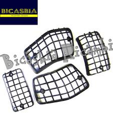 0270 GRIGLIE PARASASSI NERA FRECCE VESPA 125 150 200 PX - PX ARCOBALENO - BICAS