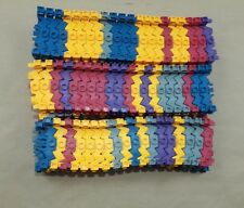 Flexible Multi color race track train track unbranded approx 9 nine feet