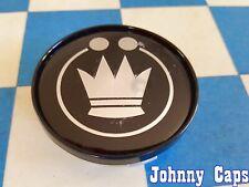 KONIG Wheels [80] BLACK Center Cap # C-080  Custom Center Cap (QTY.1)