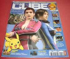 Magazine Total Cube [n°18 Av 04] Nintendo Gamecube R : Racing Resident Evil  JRF