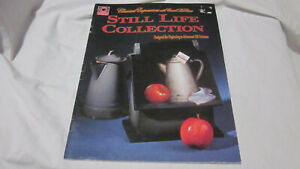 CLASSICAL EXPRESSIONS BY CAROL LEE CISCO STILL LIFE COLLECTION OIL PAINTING BOOK