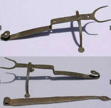 New listing 18th Century Wrought-Iron Make-Do Hearth Fork