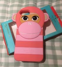 Kate Spade iPhone 7  7Plus iPhone 6 6s 6Plus 6sPlus Silicone Case/Monkey--Boxed