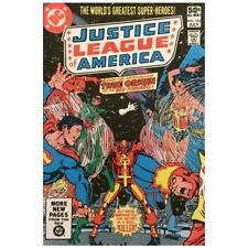 Justice League of America (1960 series) #192 in Vf + condition. Dc comics [*a6]