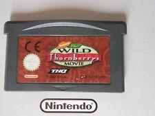 THE WILD THORNBERRYS MOVIE * NINTENDO GAMEBOY ADVANCE SP DS 100% GENUINE