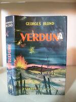 Georges Blond - Verdun - 1961 - Les Presses de la Cité