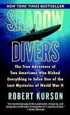 Shadow Divers - WWII German U boat found off coast of NJ in 1991 - true story !!