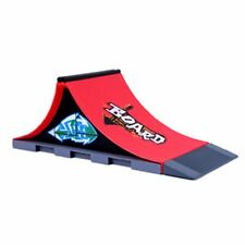 Skate Park Ramp Parts for Tech Deck Fingerboard Finger Board (A) O8N5