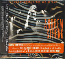 ANDREW STRONG-LIVE - THE COMMITMENTS YEARS AND BEYOND-JAPAN CD F25
