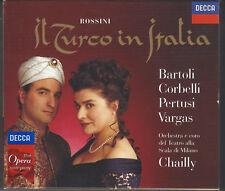 Gioachino ROSSINI - Il Turco in Italia / Bartoli, CHAILLY, Toperhaltene DoCD ! !