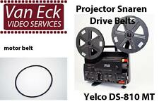 Yelco DS-810 MT belt (motor belt). New belt for replacing your broken or stretch