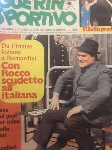 Guerin Sportivo 1974 N. 26.