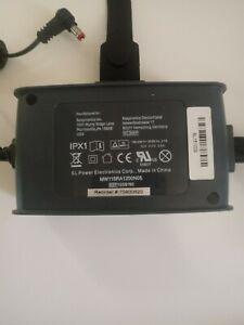 Genuine Respironics Power Supply MW115RA1200N05 12V 5.0A AC Adapter REF 1058190