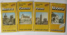 (PRL) LOTTO PIANTINE CITTA' MANTOVA PIACENZA PARMA MODENA STUDIO F.M.B. BOLOGNA