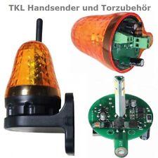 12V/ 24V/ 230V Signalleuchte Blinkleuchte Blinklampe Torantrieb Garage Warnlampe