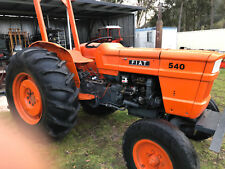 TRACTOR  FIAT 540,  54 HP,  1 PREVIOUS FAMILY OWNER,   EXCELLENT CONDITION