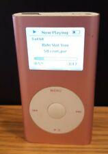 Apple iPod Mini 2nd generation pink 4GB A1051