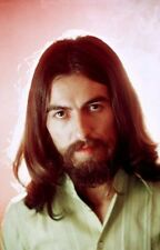 GEORGE HARRISON UNSIGNED PHOTO - 5513 - THE BEATLES
