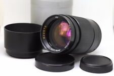 Jupiter 37A 3.5/135mm Lens  USSR with adapters for Canon Nikon Sony Fuji EXC+++