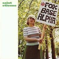 SAINT ETIENNE - Foxbase Alpha - CD New Sealed