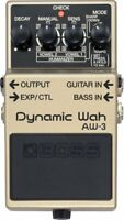 BOSS Dynamic Wah Guitar Pedal AW-3 AW3