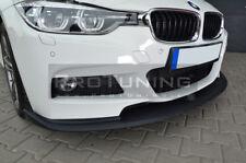 BMW F30 F31 M-Sport Front Bumper spoiler HM style lip M-Tech diffuser M sport