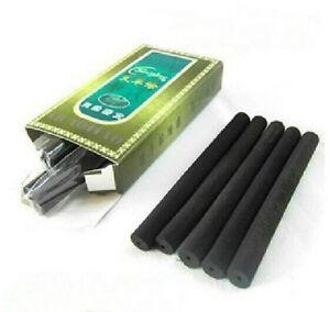 10 Boxs/pack Dia 12mm Smokeless Moxa Stick box Moxibustion 10 PCS/box 十盒无烟艾条