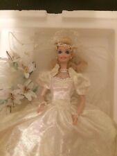 Barbie star Lily Bride novia porcelana mattel 12953-0910 Limited Edition 09135