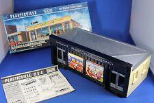 Plasticville - O-O27 - #1611-100 Drug & Hardward Store - Complete - HTF Box