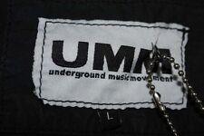 UMM VESTE BLOUSON DJ MUSIC MTV ROCK JEAN L 42 44 NEUF