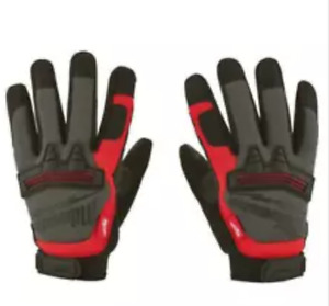 Milwaukee 48-22-8732 Breathable Armortex Smart Swipe Demolotion Gloves SZ:M,L,XL