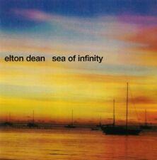 Dean, Elton - Sea Of Infinity SOFT MACHINE CARLA BLEY CD NEU OVP