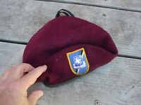 US Army 160th SOAR Special Operations Aviation MAROON Beret NightStalkers SOF