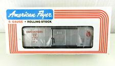 AMERICAN FLYER/Lionel S Scale #6-48302 CP Canadian Pacific Box Car ~NIB~ T136