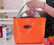 Waterproof Portable Travel Picnic Lunch Bag Insulated Food Storage Box Tote OR