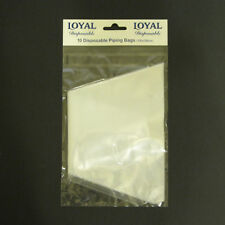 Loyal Disposable Piping Bags 30cm (12 inch) 10 pack