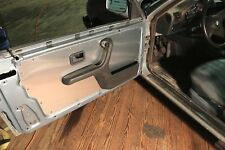 BMW E30 COUPE Aluminum 2 Door Panels Skins Race Track Car Cards M3 325is