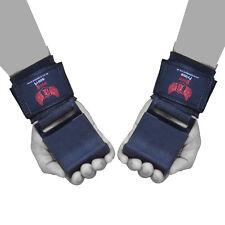 Weight Lifting Wrist Support Gym Hook Bar Straps Lift Gloves Training Deadlift