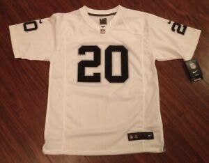 Darren McFadden Las Vegas Raiders Nike Game Jersey PRESCHOOL Medium New With Tag