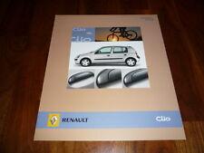 RENAULT Clio Campus PROSPEKT 05/2005